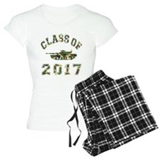 Class Of 2017 Military School Pajamas