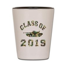 Class Of 2019 Military School Shot Glass