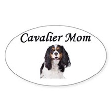 Cavalier Mom-Light Colors Decal