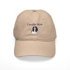 Cavalier Mom-Light Colors Baseball Cap