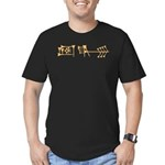 Ama-gi Men's Fitted T-Shirt (dark)