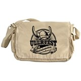 Ullr Fest Old Circle Messenger Bag