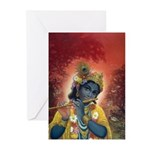 Shyamasundara Greeting Cards (Pk of 10)