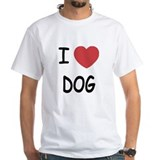 I heart dog Shirt