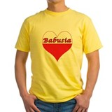 Babusia Polish Heart T