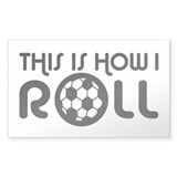 Soccer Decal