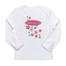 Catholics Choose Life Long Sleeve Infant T-Shirt