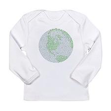 Creation Story Long Sleeve Infant T-Shirt