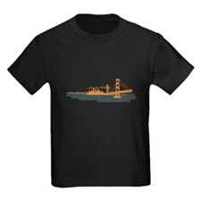 Kids City by the Bay tee