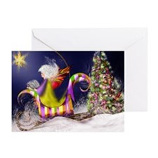 """Dashing thro the Snow""Greeting Cards (P"