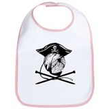Yarn Pirate Bib