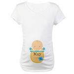 May Baby Boy Maternity T-Shirt