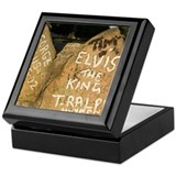 Cool Elvis Keepsake Box