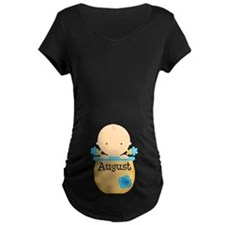 August Baby Boy T-Shirt