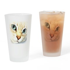 mersmerEYES Drinking Glass
