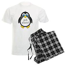 Piano Music Penguin Pajamas