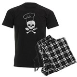 Skull Chef pajamas