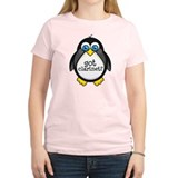 Clarinet Music Penguin T-Shirt
