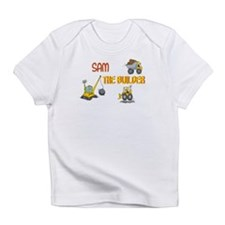 Sam the Builder Infant T-Shirt