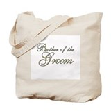 Brother of the Groom Tote Bag