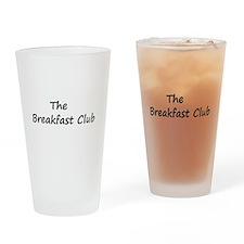 The Breakfast Club Drinking Glass