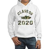 Class Of 2020 Military School Jumper Hoody