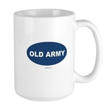 Old Army Dad Mug