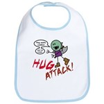 Thog: Hug Attack! Bib