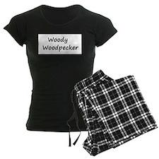 Woody Woodpecker Pajamas