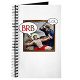 """BRB Jesus"" Journal"