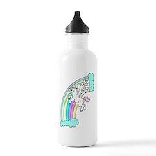 Retro Pegasus Water Bottle