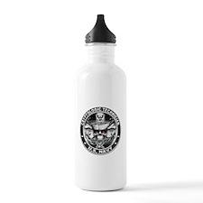 USN Cryptologic Technician CT Water Bottle
