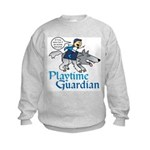 Hinjo: Playtime Guardian Kids Sweatshirt