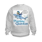 Lien: Playtime Guardian Kids Sweatshirt