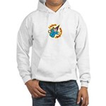 I Believe in Banjo Hooded Sweatshirt