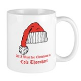 Cole Thornhart Holiday Small Mug
