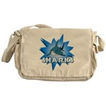 Sharks Team Messenger Bag