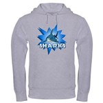 Sharks Team Hooded Sweatshirt
