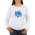 Sharks Team Women's Long Sleeve T-Shirt