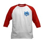 Sharks Team Kids Baseball Jersey