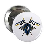 "Medieval Shield Graphic 2.25"" Button (10 Pk)"