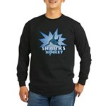 Sharks Team Long Sleeve Dark T-Shirt
