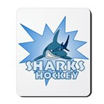 Sharks Team Mousepad