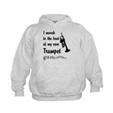 March to the Beat: Trumpet Hoody