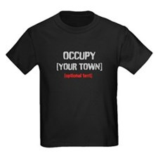 PERSONALIZE Occupy T