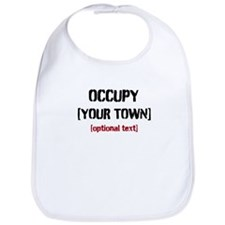 PERSONALIZE Occupy Bib