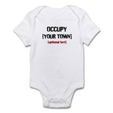 PERSONALIZE Occupy Infant Bodysuit