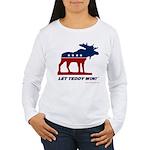 Bull Moose Women's Long Sleeve T-Shirt