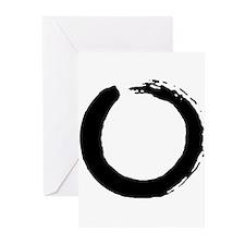 Cute Yin yang Greeting Cards (Pk of 20)