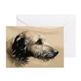 Irish Wolfhound Cards 10PK